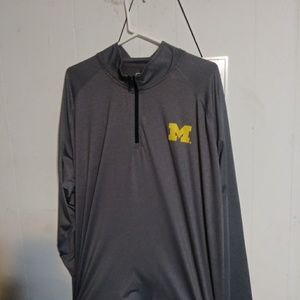 U of M pullover